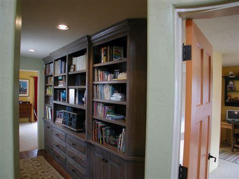 hallway bookshelves hallway bookcase