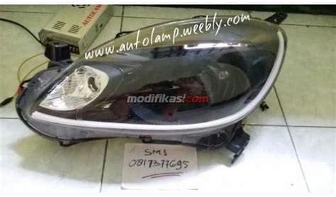 Lu Hid Mobil Brio L Custom Mobilio Brio