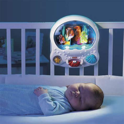 Crib Soother Aquarium by Family Wonders Aquarium Lovely Plays