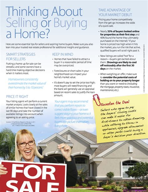 things to think about when buying a house thinking about selling or buying a home