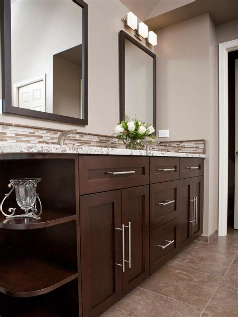 Custom Vanities For Bathrooms by 9 Bathroom Vanity Ideas Hgtv