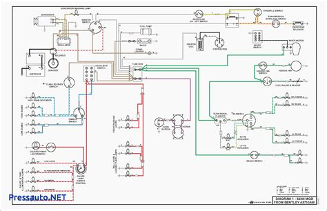 free car wiring diagrams bentley mg b car wiring diagrams service manual free
