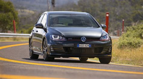 volkswagen gti custom volkswagen golf gti performance review caradvice