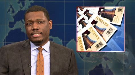 michael che from saturday night live watch weekend update michael che on black history month