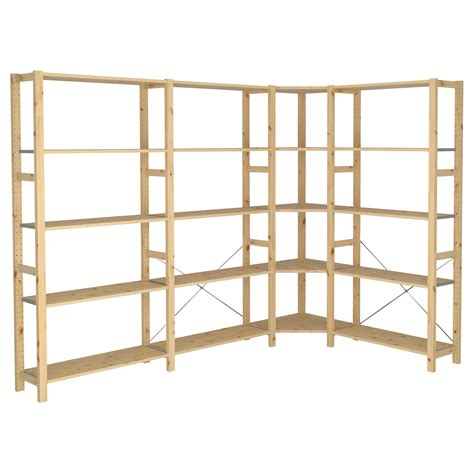 Ikea Scaffali Ivar by 48 Ikea Ivar Corner Shelves Ivar 2 Sections Shelves Ikea