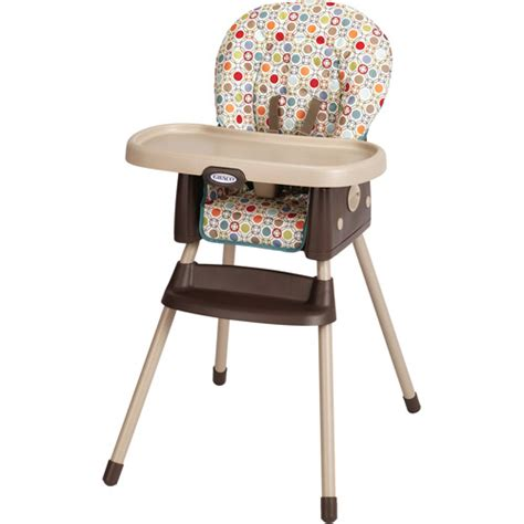graco simpleswitch high chair walmart