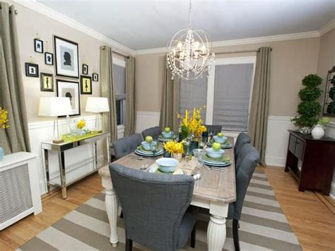 a thanksgiving dining room makeover hgtv 17 best images about the high low project on hgtv on