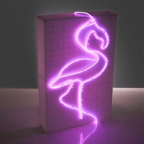 Cool Housewarming Gifts Diy Neon Light Sign Pink Find Me A Gift