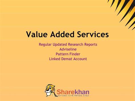 pattern finder sharekhan sharekhan sales presentation
