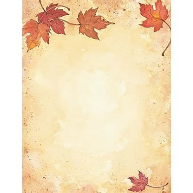 printable autumn stationery great papers 174 fall leaves stationery staples 174