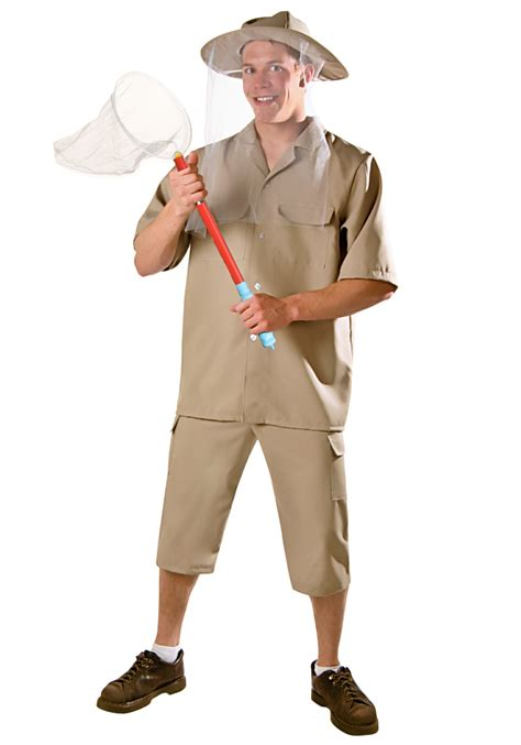 Or Adults Bug Catcher Costume