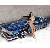 Lowrider Girls  Brunettes Gears And