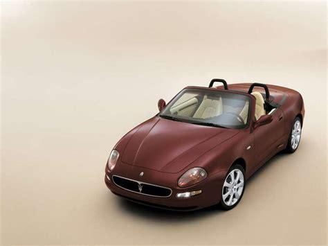 2003 Maserati Spyder by 2003 Maserati Spyder Wallpaper 1 1024 X 768 Carwalls