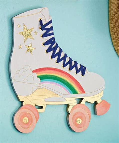 How To Decorate Roller Skates by Roller Skate Wall Decor J J Modern