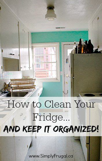 How To Keep Kitchen Clean And Organized by 1000 Images About Tips And Tricks On Kitchen