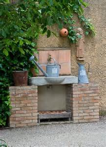 outdoor sink ideas 64 best basin blues outdoor garden sink ideas images on