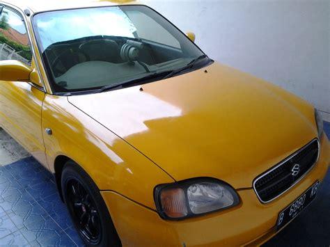 Kas Kopling Mobil Suzuki Baleno wts baleno millenium th 2002 manual modif