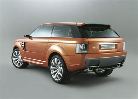 land rover sedan concept land rover svo division allegedly considering a two door
