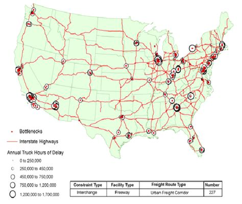 road conditions map in usa usa freeways map