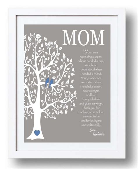 unique gifts for mom mom gift print personalized mother gift mother s day