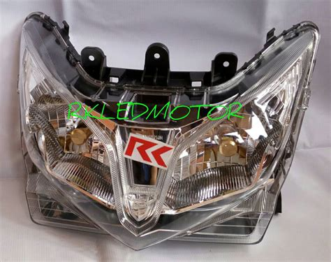 Lu Led Motor Vario 125 jual lu utama led motor honda vario 125 high low pnp