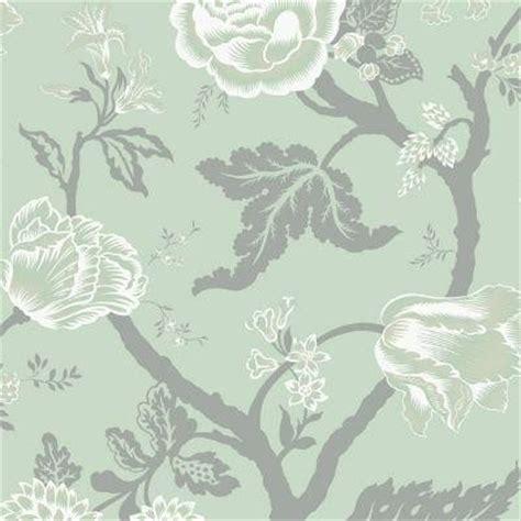 Home Depot Wallpaper Design Sea Large Floral Trail Wallpaper Wallpaper By