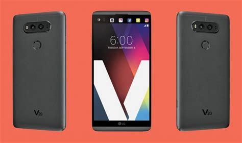 Harga Lg V20 2018 harga lg v20 terbaru april 2018 gunakan android os nougat