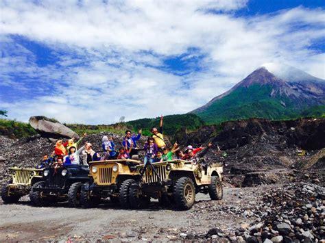 Paket Tour Lava Tour Merapi Jogja Murah harga di kaliadem merapi dengan jeep sewa sepeda jogja wisata bersepeda paket