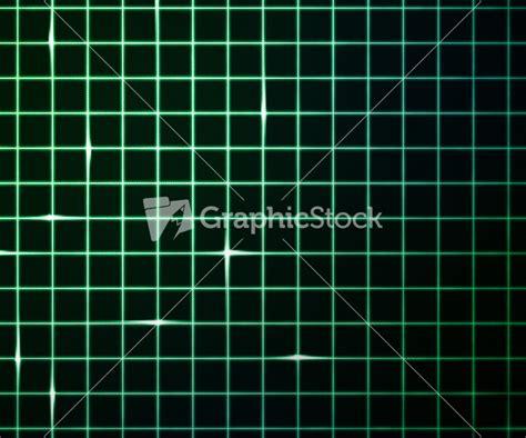 grid pattern light green laser light grid background