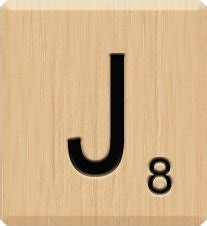 scrabble words with j and z 10 beautiful scrabble letter j tiles