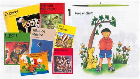 libros paco el chato paco el chato y todos los libros de la sep ahora en l 237 nea