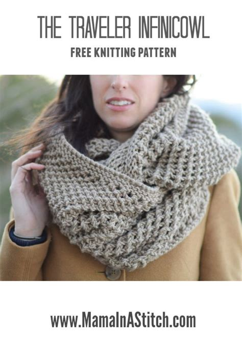 free knitting pattern for a snood scarf 17 best ideas about knit stitches on knitting