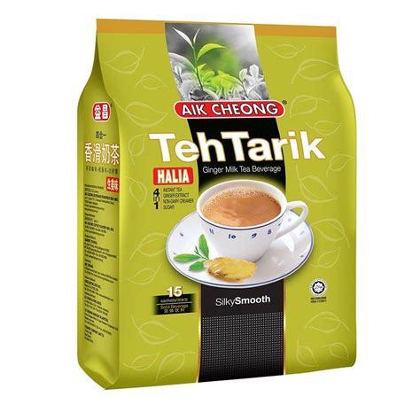 Teh Tarik Aik Cheong aik cheong teh tarik milk tea 40g x 15 from buy