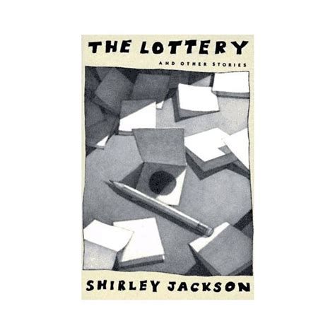 themes in the story the lottery symbolism in quot the lottery quot by shirley jackson