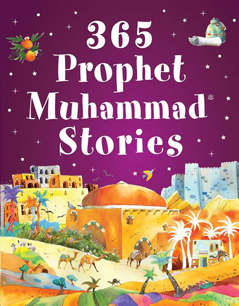 My Quran Story Cover 365 prophet muhammad stories light bookstore