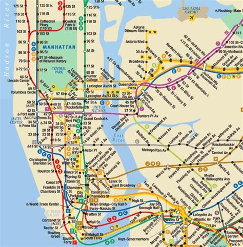 subway maps metro map pictures new york city metro map