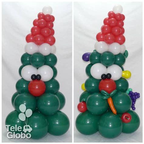 figuras arbol de navidad m 225 s de 1000 ideas sobre 193 rbol de globos en