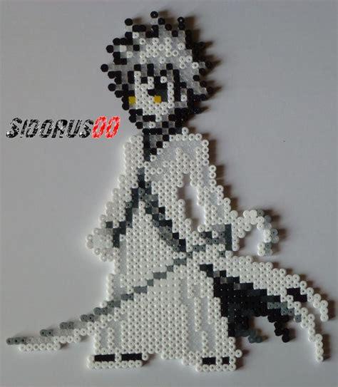 pattern bankai 17 best images about hama beads manga on pinterest