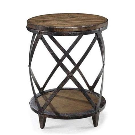 small round metal accent table small metal accent table bellacor