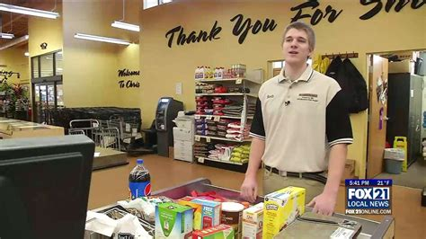 best grocery bagger in minnesota on to national competition fox21online