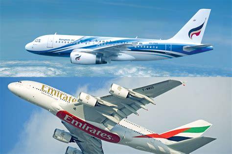 emirates yangon emirates y bangkok airways anuncian un acuerdo de c 243 digo