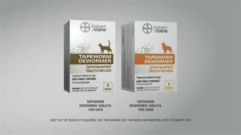 puppy dewormer petsmart petsmart tv commercial expert care tapeworm dewormer ispot tv