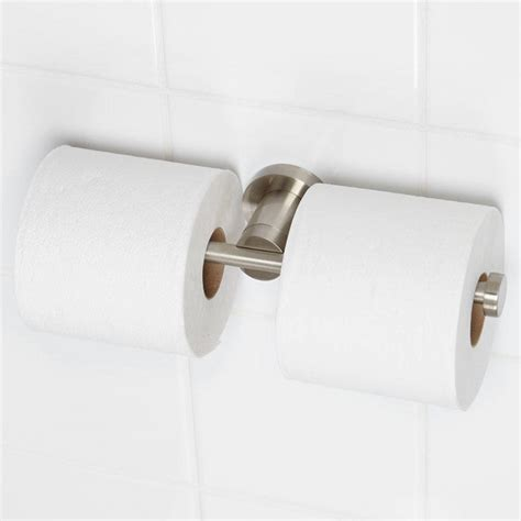 paper holder aylett euro double toilet paper holder toilet paper