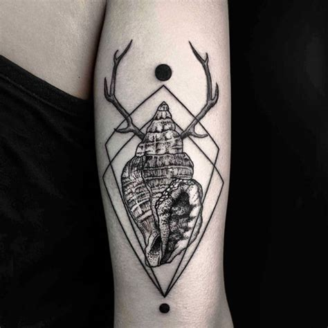 geometric tattoo la geometric nature tattoos nature tattoos