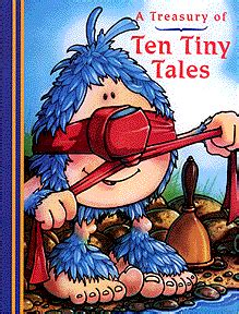 10 liberals a tale of books a treasury of ten tiny tales illustrated books