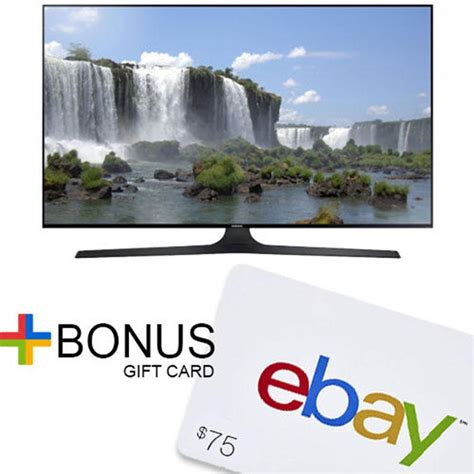 Samsung Gift Card - samsung 50in smart led hdtv with gift card best price