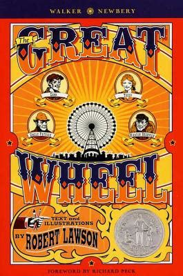 Lawson Gift Cards - the great wheel by robert lawson richard peck paperback booksamillion com books