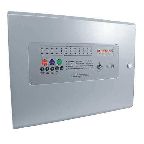 Panel Alarm Alarm Panel Esento 2 12 Zone Marine Eurotech