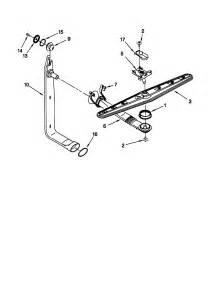Parts For Kitchenaid Dishwasher For Door Kitchenaid Dishwasher Door And Latch Parts Model