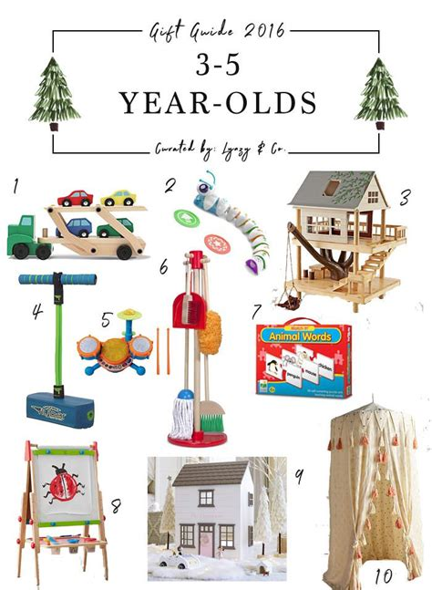 5 year old christmas gifts gift guide 3 5 year olds lynzy co